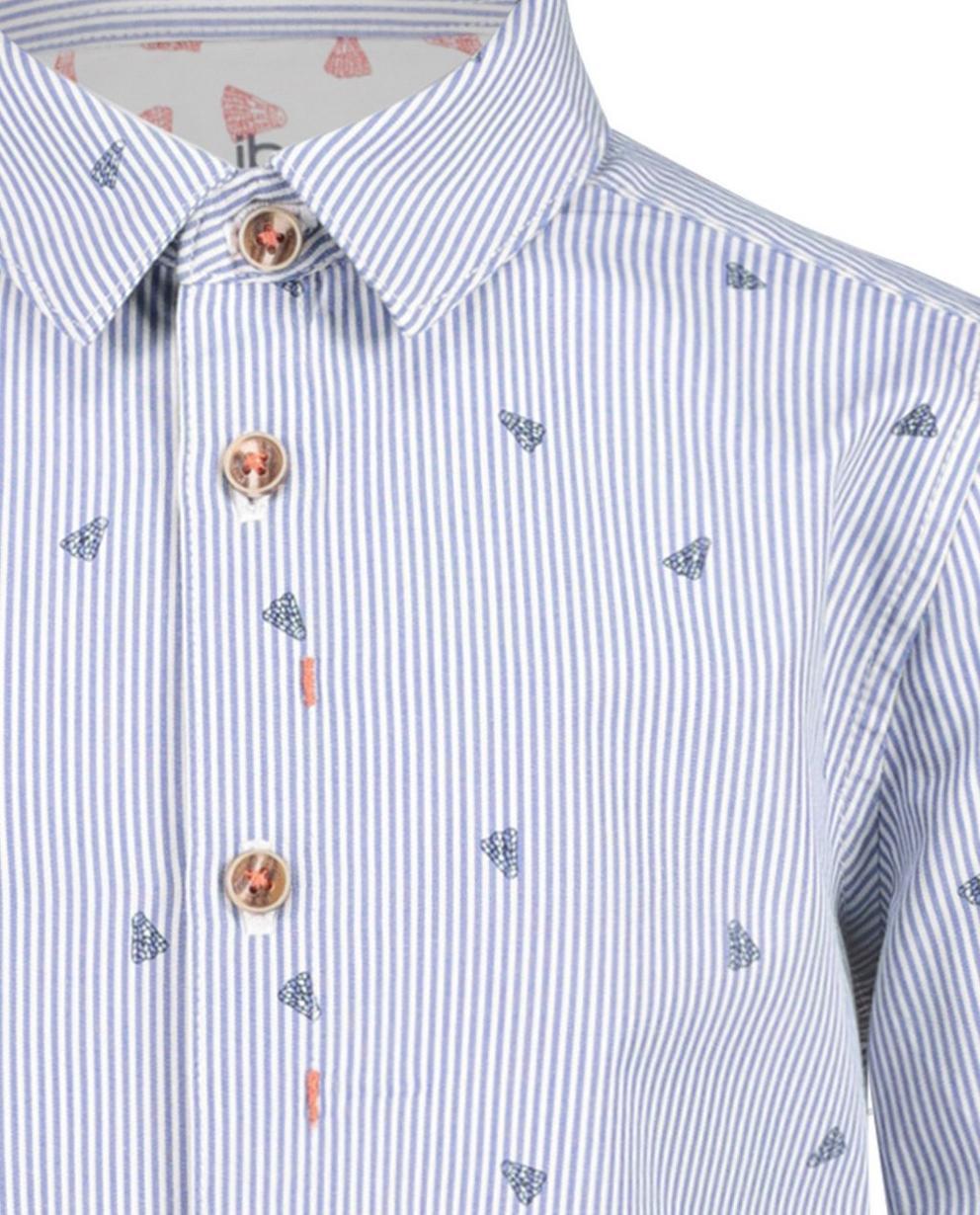 Hemden - Gestreept hemd